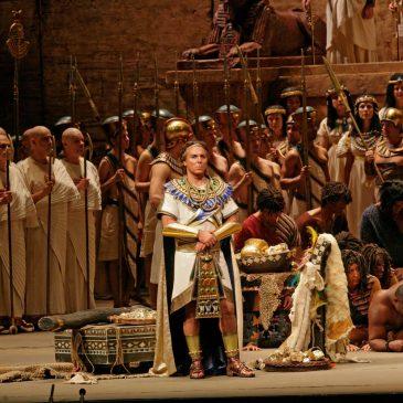 L'opera lirica e i suoi segreti: Aida – Incontri del 9 e 16 novembre 2016