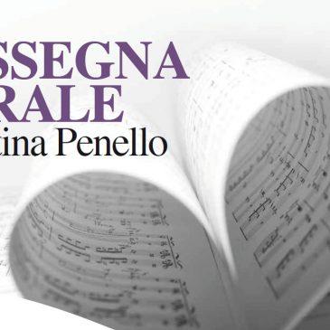 Rassegna corale presso Auditorium Centro Culturale S. Gaetano di Padova